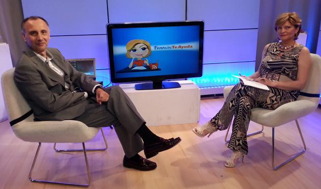 Medicina Integrativa contra el Cancer por Juan Serrano Programa TV FrancisTeAyuda