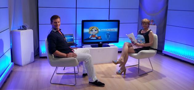 Jason Lawlor Como Perseguir Tus Sueños en Programa de TV FrancisTeAyuda