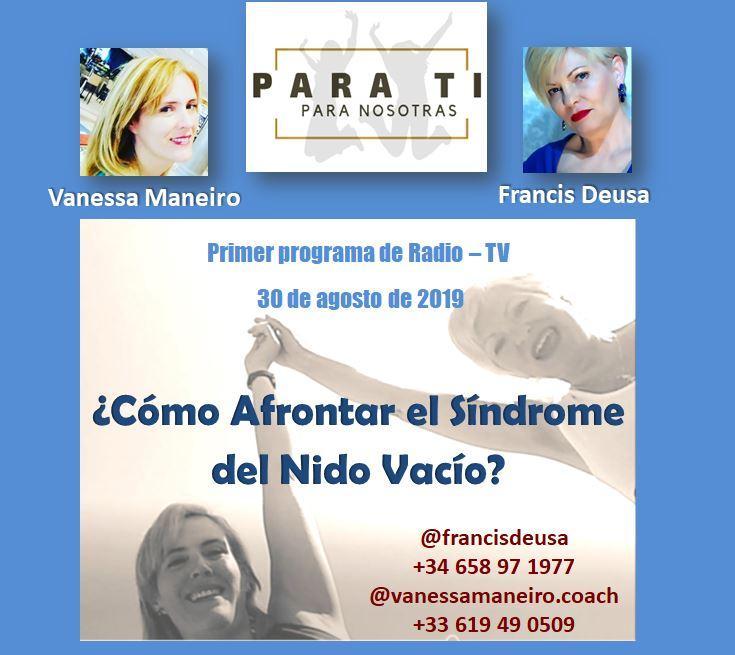 Vídeo Promocional Programa de Radio-TV PARA TI PARA NOSOTRAS